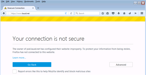 how to see certificate authorities in chrome