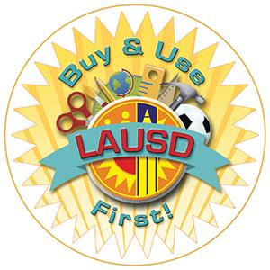 Buy and Use LAUSD Logo